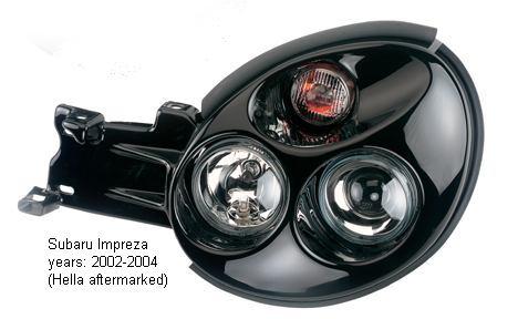 1BL 008 193-007 HELLA Insert headlight H7